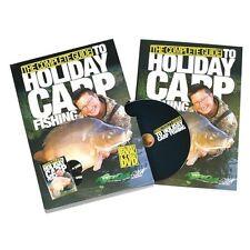 Korda guida completa per vacanza pesca carpa LIBRO e DVD