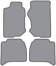 1998-2002 Isuzu Rodeo Cutpile Carpet Logo Floor Mat 4pc