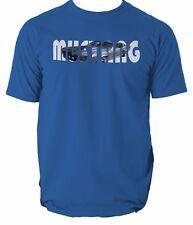 Mustang ford shirt t shelby homme racing muscle américain qualité classique imprimé