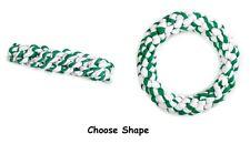 Juguete Perro Mintees Menta Flavored Verde Cuerda para Morder - Elegir Anillo o