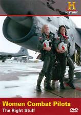 Women Combat Pilots: The Right Stuff (DVD, 2010)