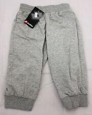 LOTTO pantaloni 3/4 bambina mid sallie g mel.dk grey cod. Q4253 _