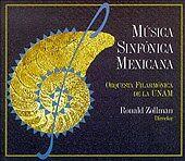MUSICA SINFONICA MEXICANA NEW CD