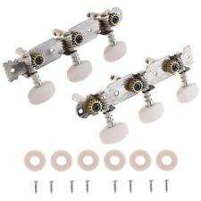 New Classic Folk Guitar String Tuning Pegs Machine Heads Tuners Keys Parts 3L3R