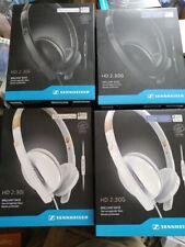 Sennheiser HD 2.30i or 2.30g iPhone NEW SEALED rrp £80 BLACK or WHITE headphones