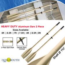 Heavy Duty Oars Split Shaft with Oar Locks