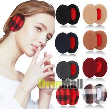 4 Pair Adult Women Men Winter Earbags Bandless Ear Warmers Earmuffs Ear Cover