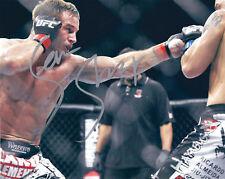 UFC Sean SHERK Signed Fighting 8x10 Photo