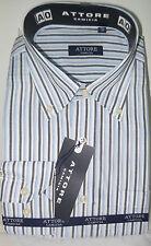 Camicia classica uomo Attore manica lunga collo Button down art 097