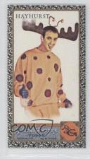 2011 Topps Allen & Ginter's Mini Black Border #32 Dirk Hayhurst Baseball Card