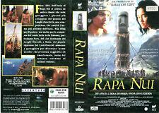 Rapa Nui (1994) VHS