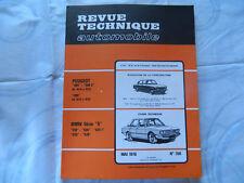 RTA  revue technique automobile etat comme neuf  BMW serie 5   n  356