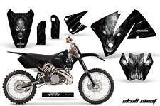 KTM 2001-2002 EXC 200/250/300/350/400/520 and MXC 200/300 GRAPHICS KIT SCS