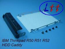 """IBM ThinkPad R50 R51 R52 Einbaurahmen + Abdeckung Caddy 14"""""""