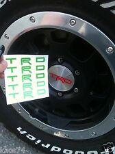 Toyota FJ Cruiser BeadLock Rim Cap TRD Decal 07 08 09 2010 2011 2012 2013 2014