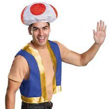 Mario Brothers Kit Costume Adult Mario Brothers Halloween