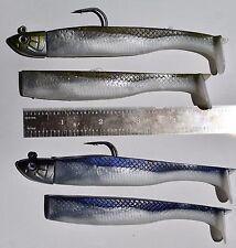 Fishing Lure- Soft Swim-Bait- Sets -Premium