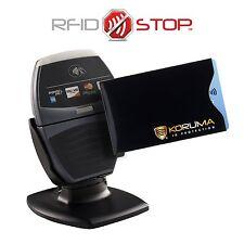 ✅ Bloqueo de RFID Manga 100% Protector de Débito Crédito portatarjetas inteligente sin contacto Lote