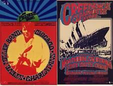 BG 174-175 CREDENCE STEVE MILLER HANDBILL FILLMORE 1969