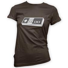 Nes pad t-shirt femme-x14 couleurs-console de jeu plateforme rétro super kart