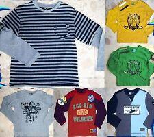 Jungen Longshirt Pullover Sweatshirt Langarmshirt Sweater Shirt Kinder Langarm