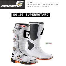 Stivali SUPERMOTARD moto GAERNE SG.10 SUPERMOTARD white bianco 2191004