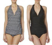 Tropical Escape Womens Halter Swim Dress size 8 10 12 14 16 18 NEW