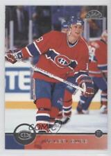 1996-97 Leaf #207 Valeri Bure Montreal Canadiens Hockey Card
