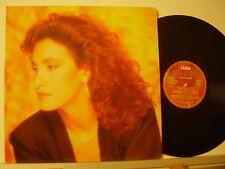 GRAZIA DI MICHELE disco LP 33 giri LE RAGAZZE DI GAUGUIN stampa ITALIANA 1987