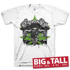 Licence Officielle Cypress Hill Hoodlum 3XL, 4XL, 5XL tee-shirt Homme