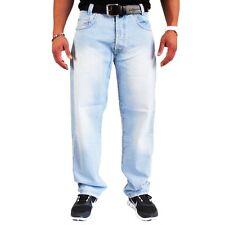 Viazoni Jeans Ice Blue (Karottenjeans-Herrenjeans-Saddle Schnitt)
