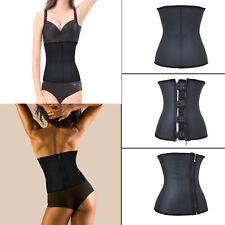 Women Waist Tummy Girdle Belt Sport Body Shaper Trainer Control Corset Slim Body