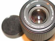 TOKINA II SD 70-210mm f4-5.6 MACRO LENS for CONTAX YASHICA 35mm slr cameras