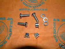 Honda CB 350 500 550 750 Four Anbauteile Lampentopf screw washer set headlight