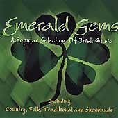 """EMERALD GEMS""-IRISH MUSIC-CEILI-SHOWBANDS-COUNTRY-FOLK-TRADITIONAL-BRAND NEW CD"