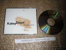 CD Pop Katey Sagal - I Don't Wanna Know (2 Song) Promo VIRGIN Al Bundy