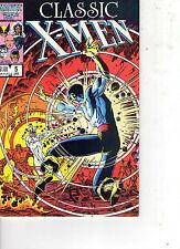 CLASSIC X-MEN  # 5 / FINE- / CHRIS CLAREMONT / DAVE COCKRUM / JOHN BOLTON.