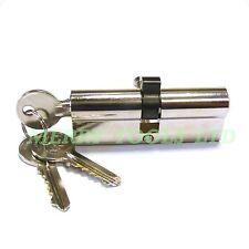 Replacement Euro Cylinder Lock Barrel UPVC Doors 80mm 3 Keys 40/40