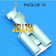 9.5mm Femminile Spade Terminal Con Bloccaggio Barb (3-6566)
