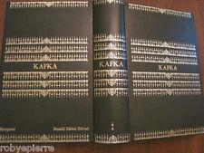 Franz Kafka Il Processo Racconti Valentino Bompiani 1974 Classici EDIZIONE lusso