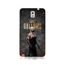 Oficial WWE Luke Gallows caso De Gel Suave Para Teléfonos Samsung 2