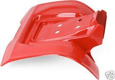 NEW HONDA ATC200X ATC 200X 83 - 85 RED PLASTIC REAR FENDER
