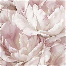 Igor Levashov: Intimate Blush IV Keilrahmen-Bild Leinwand Blumen Tulpen rosa
