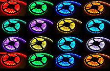 New 5M 3528 SMD 300 LED Strip Lighting 12V DIY Party Clubs Deco 6 Colours Flexi