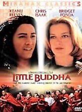 Little Buddha, Good DVD, Keanu Reeves, Ruocheng Ying, Chris Isaak, Bridget Fonda