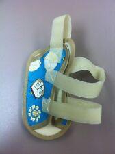 Rocker Cast Boot Cover Shoe Canvas Broken Foot Leg Pediatric Infant Baby Child