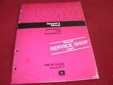 John Deere 100 Stack Mover Operator's Manual