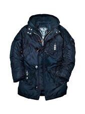 Alpha Industries Jacke für Herren COBBS II Schwarz Winterjacke Herrenjacke #5250