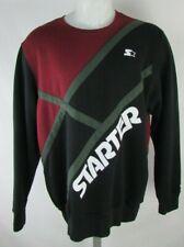 Starter Black Label Men's FLAWED Pullover Box Design Sweatshirt