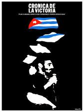 Conica de la victoria movie Decoration Poster.Graphic Art Interior design. 3398